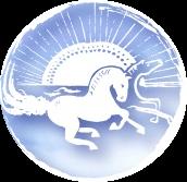 tussen Hemel en Paarden Logo